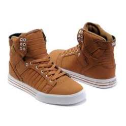 SKYTOP BROWN YELLOW WHITE