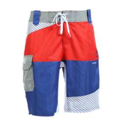 ACTIVE BOARDSHORT RED