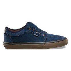 CHUKKA LOW RICH NAVY GUM