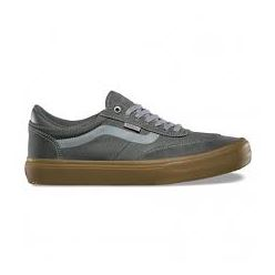 GILBERT CROCKETT GUNMETAL GUM