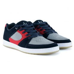 ES ACCEL SLIM NAVY GREY RED