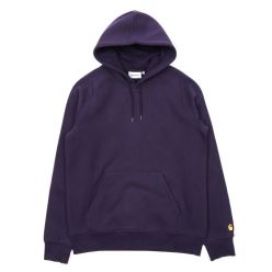 HOODED CHASE SWEAT LAKERS GOLD 18