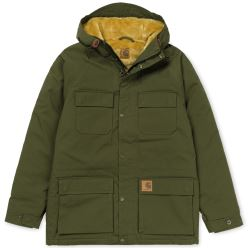 MENTLEY JACKET CYPRESS