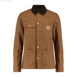 OG CHORE COAT HAMILTON BROWN STONE WASHED