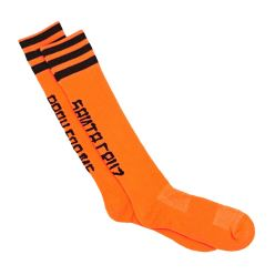DRESSEN PFM SOCK HAZARD ORANGE
