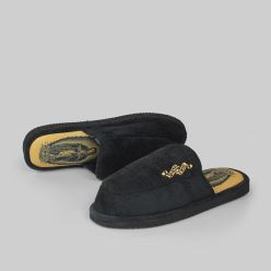 GUADALUPE HOUSE SLIPPER BLACK