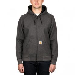 ACTIVE WOOL LUX DARK GREY