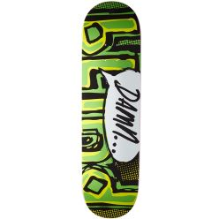 BLIND DECK PP DAMN BUBBLE RHM GREEN 8.5