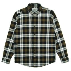 L/S LESSING SHIRT LESSING CHECK GARDEN