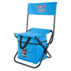 SCREAMING HAND CHAIR BLUE