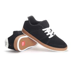 ES ACCEL SLIM BLACK GUM WHITE