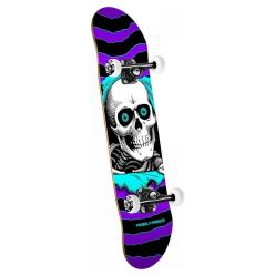COMPLETE POWELL PERALTA RIPPER PURPLE