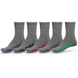 STEALTH CREW SOCK 5 PACK