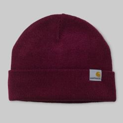 STRATUS HAT LOW ACRYLIC MULBERRY