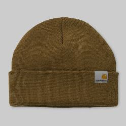 STRATUS HAT LOW ACRYLIC HAMILTON BROWN