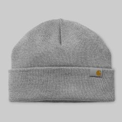 STRATUS HAT LOW ACRYLIC GREY HEATHER