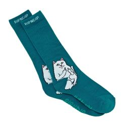 LORD NERMAL SOCKS AQUA