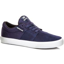 STACKS II VULC NAVY WHITE