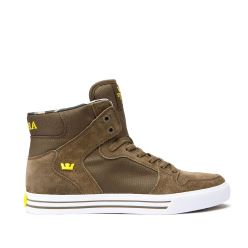 VAIDER OLIVE GOLDEN WHITE