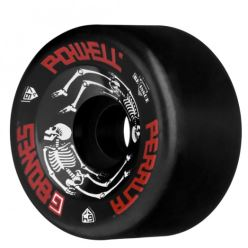 POWELL PERALTA WHEELS G BONES 64 MM BLACK