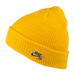 BEANIE FISHERMAN CAP YELLOW