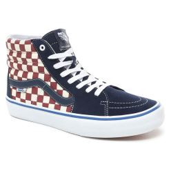 SK8-HI PRO DRESS BLUES