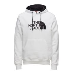 M DREW PEAK  TNF HOOD WHITE