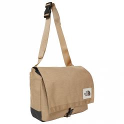 BERKELEY SATCHEL KELP TAN DARK