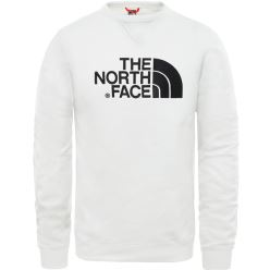 M DREW PEAK CREW TNF WHITE
