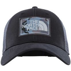 MUDDER TRUCKER HAT TNF BLACK