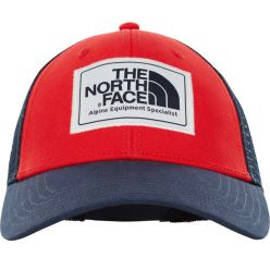MUDDER TRUCKER HAT TNF RED