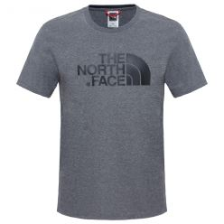 S/S EASY TEE TNF GREY