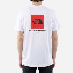 S/S RED BOX TEE TNF