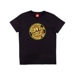 FISHEYE MFG TEE BLACK