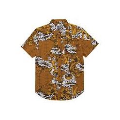 LOSER MACHINE GRIFFIN S/S BLOUSE GOLDEN BROWN