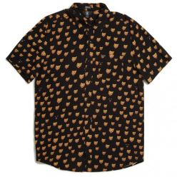 OZZIE CAT S/S BLACK