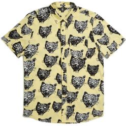 OZZIE CAT S/S LIME