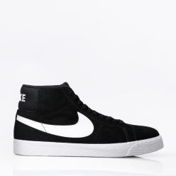 ZOOM BLAZER MID BLACK WHITE