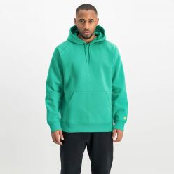 HOODED CHASE SWEAT YODA GOLD
