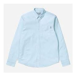 L/S BUTTON DOWN POCKET SHIRT WINDOW