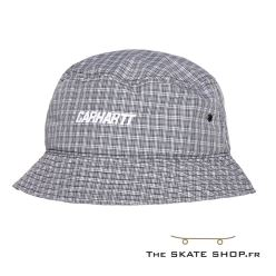 ALISTAIR BUCKET HAT SHIVER BLACK