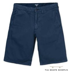 JOHNSON SHORT BLUE