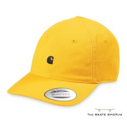MADISON LOGO CAP SUNFLOWER
