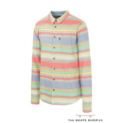 TAHUPO SHIRT MULTI STRIPES