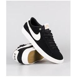 ZOOM BLAZER LOW GT BLACK SAIL