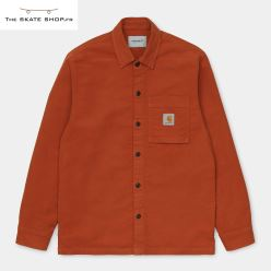 L/S HOLSTON SHIRT CINNAMON