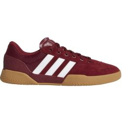 CITY CUP BURGUNDY WHITE GUM