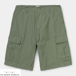 FIELD CARGO SHORT DOLLAR GREEN