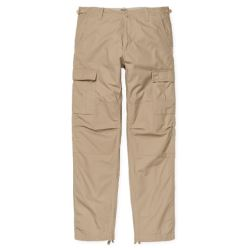 AVIATION PANT LEATHER RINSED