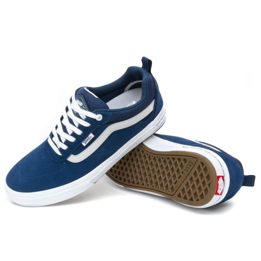 "VANS Skate shoes ""Kyle Walker Pro"" dark denim antarctica"